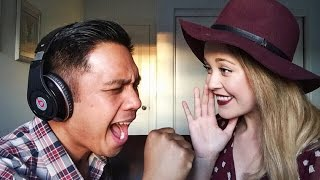 The Whisper Challenge Ft. My Fiance