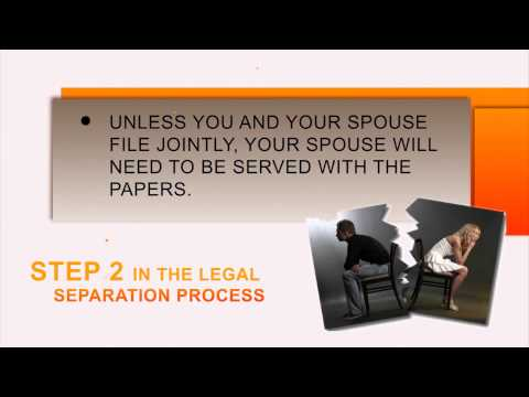 How to Get a Legal Separation | Legal Separation Explained