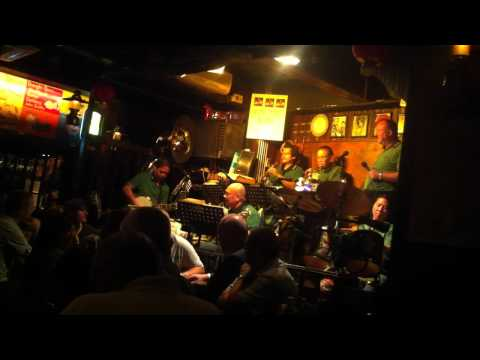 Jazz Performance @ Ned Kelly's Last Stand, Hong Kong