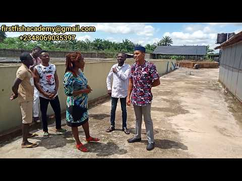 SEVEN (7) KEYS TO SUCCESSFUL FISH FARMING PRESENTED TO THE MANAGEMENT OF BANAPUP FARMS, NIGERIA