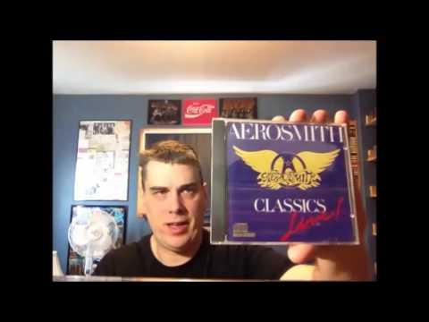 Ep.100: Aerosmith (CDs) | Tim's Vinyl Confessions