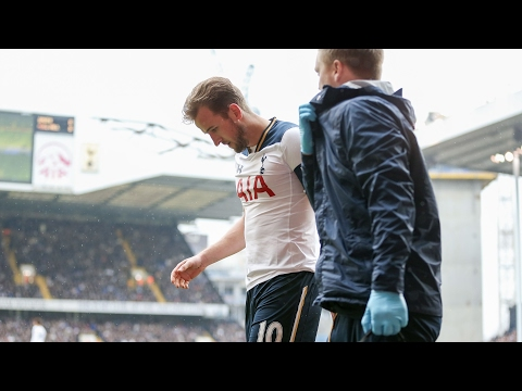 Tottenham must be positive despite Harry Kane injury, says Pochettino – video