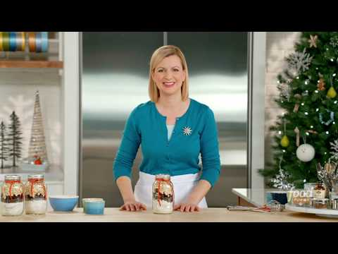 Oatmeal Cranberry Chocolate Chip Cookies | Anna Olson's Homemade Holiday Gifts