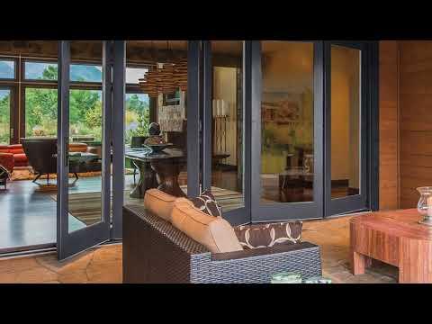 Aluminium Patio Doors and Windows Ideas