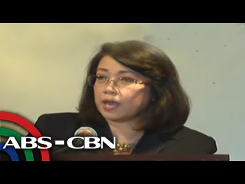 WATCH: Chief Justice Sereno speaks at a forum in Manila | 7 March 2018