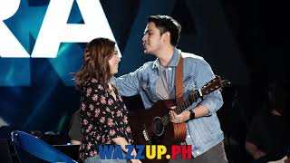 Engaged! Jason Kissed Moira on Stage after their Perfect Duet AT LUBAO IBMF 2018