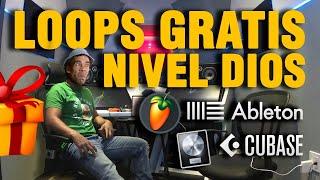 🔥LOOPS DE REGGAETON, TRAP Y AFROBEAT GRATIS 🎁🔊🎹//  Descargar loops para fl studio 12 Y 20 (GRATIS)