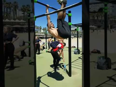 Street Workout, Six Pack Pull Ups