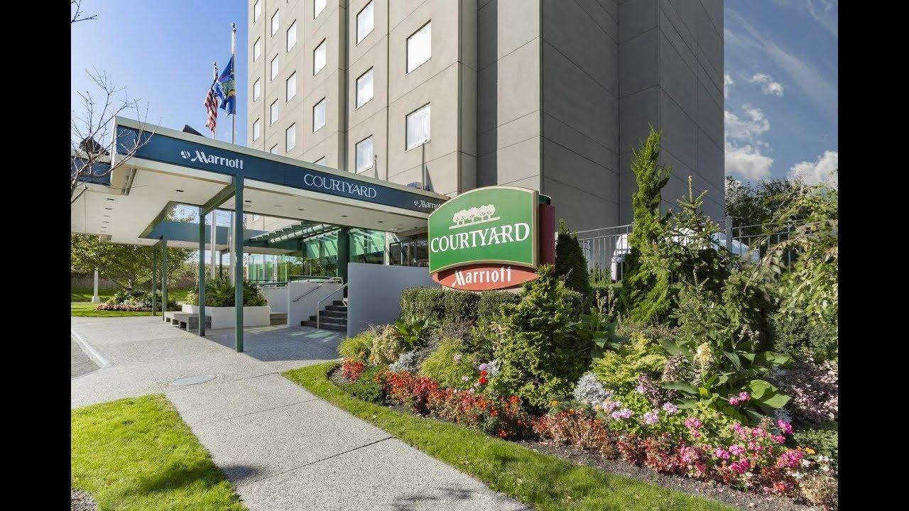 Courtyard by Marriott New York JFK Airport - Queens Hotels, New York ...