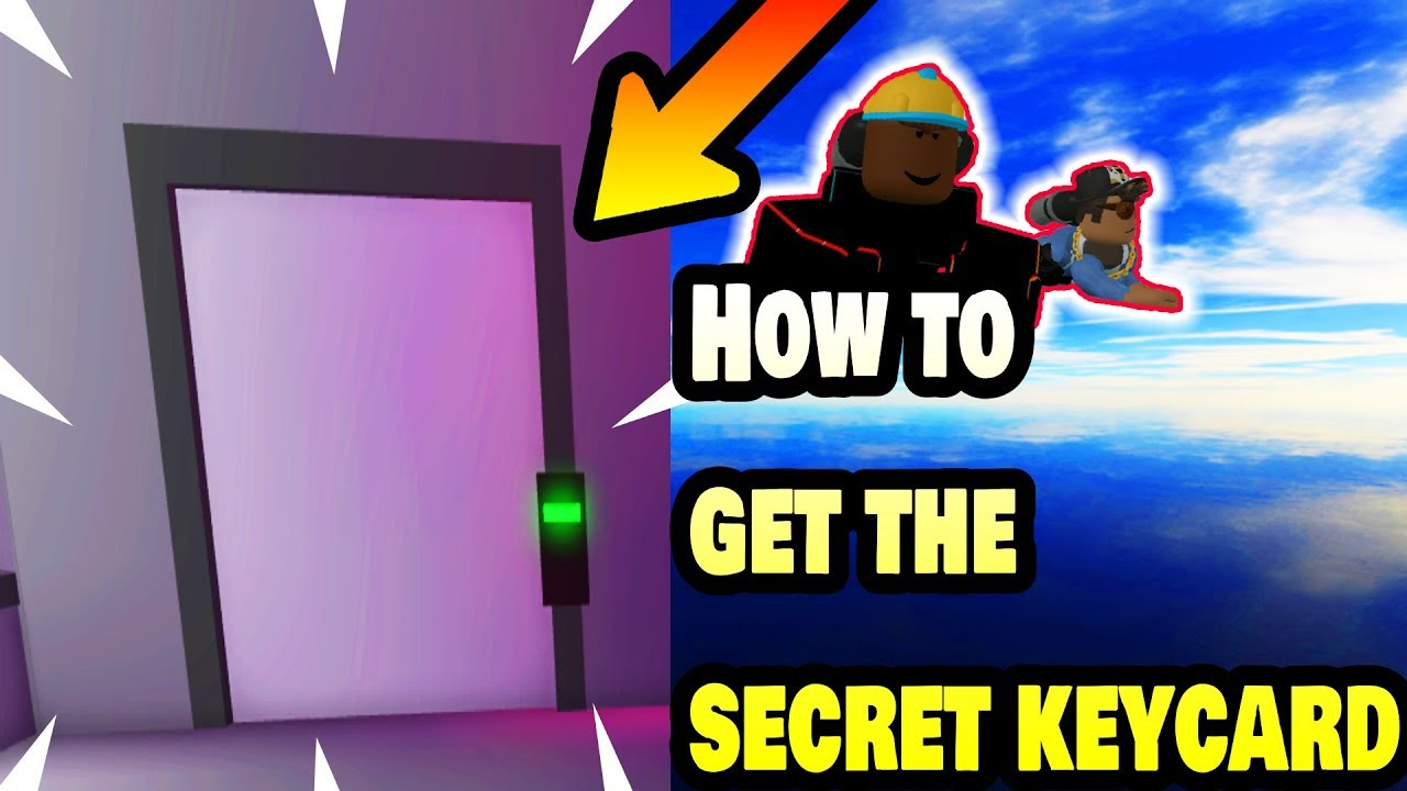 Mad City How To Get The Secret Key Youtube