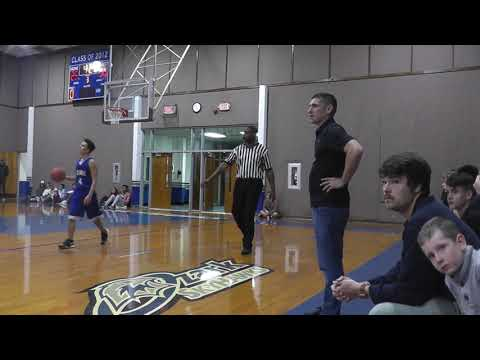 Q3 Midland vs Ozark Adventist Academy basketball game 2 2019 - 2020