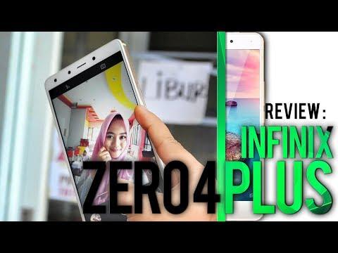 Review : INFINIX ZERO 4 PLUS KAMERANYA MANTAB