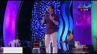 Celebrations 2014 - Unni Menon sings