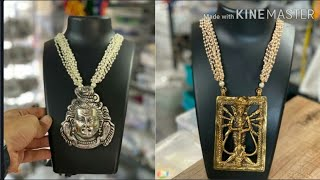 Latest heavy god idols pendents collection with prices and contact details