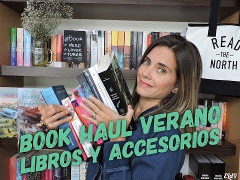book-haul-verano-//-compras,-regalos-y-¡más!