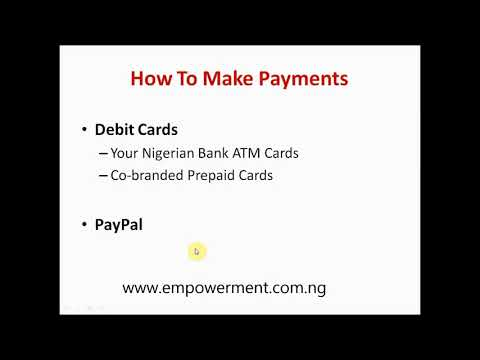 Training Video 3 - Sourcing For Products, Making Payments &