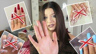 ANTYTRENDY 5 | Tylko NIE takie paznokcie!!!