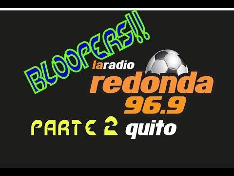 Bloopers! - Amanecer Deportivo Parte 2 | Aniversario Futbol FM 96.9 (La Radio Redonda)