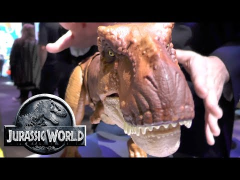 Every Jurassic World Toy: Thrash