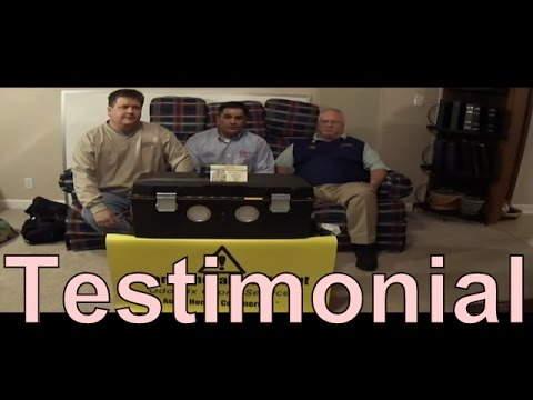 Ozone Machine, Generator Bio3Blaster Testimonial from Odor Fix, Kentucky