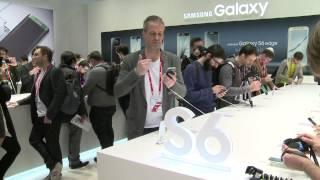Samsung Galaxy S6 Edge - MWC 2015
