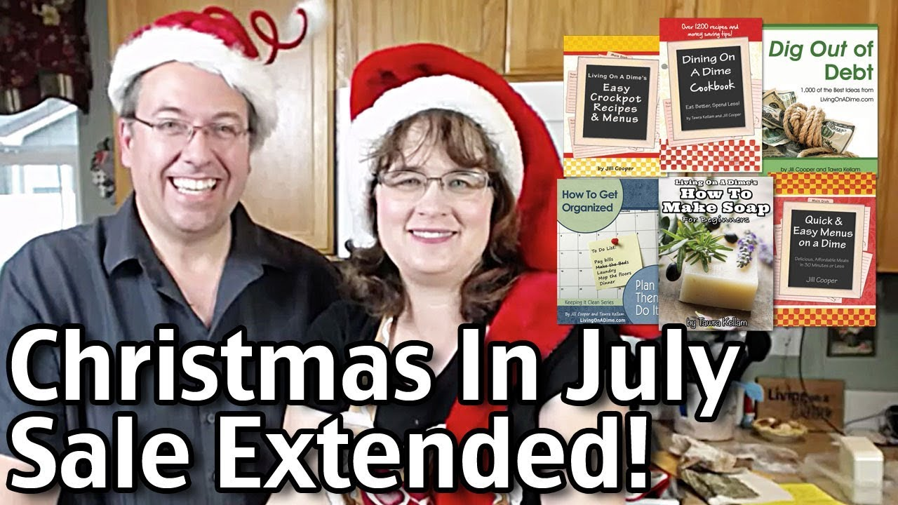 Christmas In July Sale Ideas.Check Out Our Christmas In July Sale Extended To August 3rd