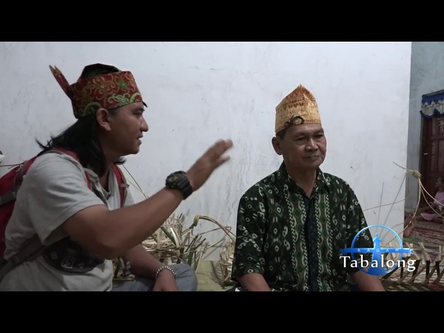 Ragam Tabalong Episode -  Tradisi Epaket Dayak Ma'anyan Warukin Part 1