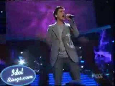 "American Idol Finale! - David Archuleta - ""In This Moment"""