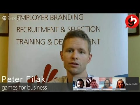 #Gamificationroundtable - Gamification in Online Recruitment