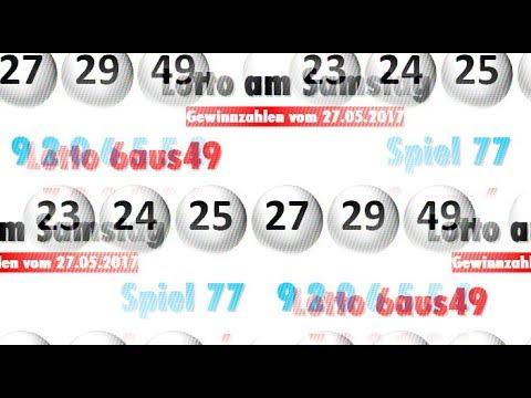 Lotto Live Ziehung Vom Samstag