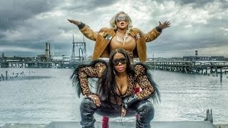 Remy Ma — Wake Me Up (featuring Lil' Kim) Official Music Video snippet