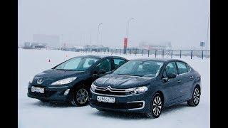 видео Характеристики, фото, отзывы и цены Peugeot 408 1.6 VTi. Peugeot