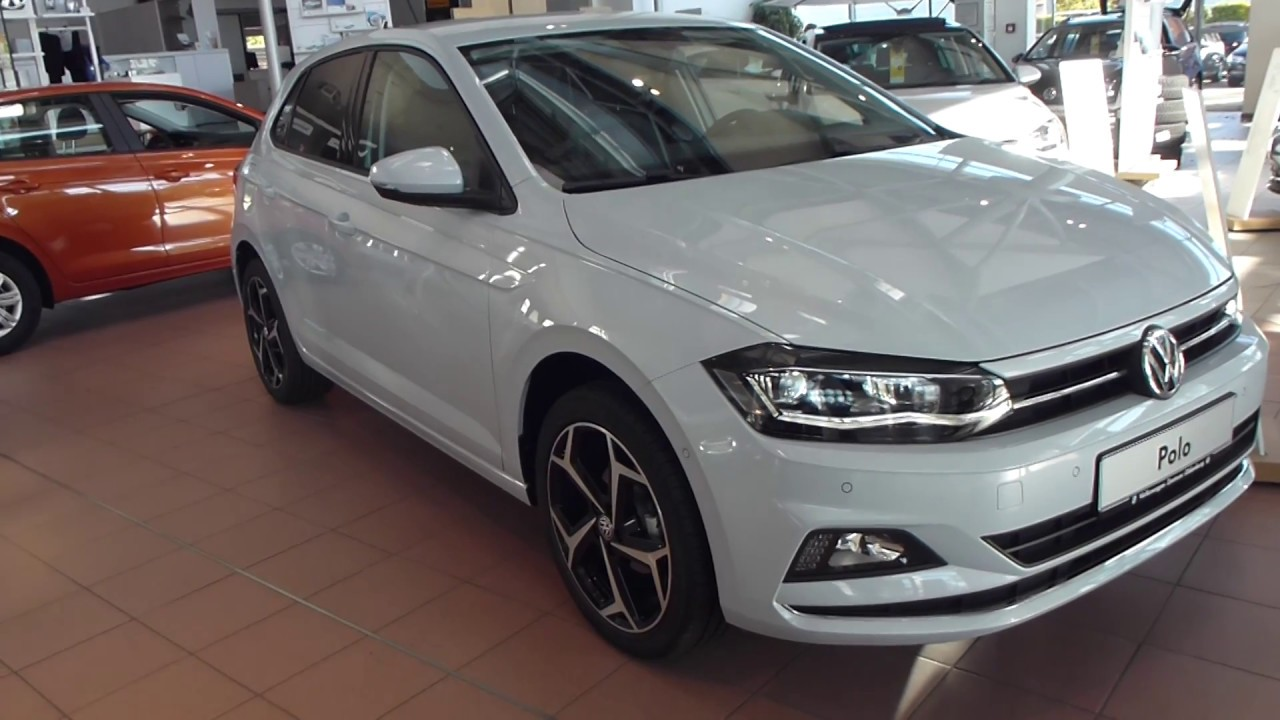 2018 vw polo 6 exterior interior 1 0 tsi 115 hp 187 km h 116 mph see also playlist youtube. Black Bedroom Furniture Sets. Home Design Ideas