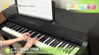 ピアノ協奏曲 ロ短調  アレグロ・アパッショナート / 松司馬拓指揮 Ensemble FOVE(Piano:實川風) : ピアノ(ソロ) / 中級