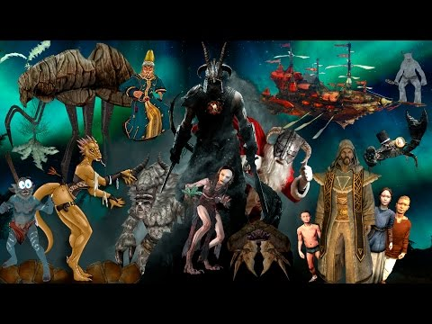 Easter Eggs - Dragonborn DLC Skyrim