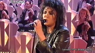 LOREDANA BERTE' - Luna (Sanremo 1997 - Prima Esibizione - AUDIO HQ)