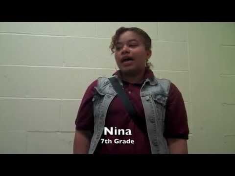 John Flora, Franklin L. Williams Middle School #7, Jersey City, N.J.