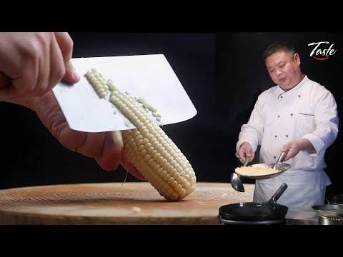 Top Ten Corn Recipes