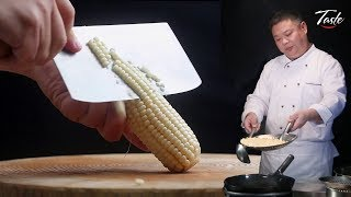 Simple Corn Recipes That Are Awesome by Masterchef • Taste Show