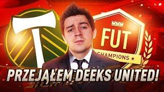 PRZEJĄŁEM Deeks United od PLKD! 2 NOWE TRANSFERY! FUT CHAMPIONS DZIEŃ 1 | FIFA 19 JUNAJTED