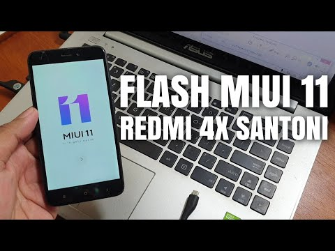 Cara Flash Xiaomi Redmi Note 3 Kenzo Qualcomm via MiFlash Menggunakan Firmware Global Bahasa Indones.