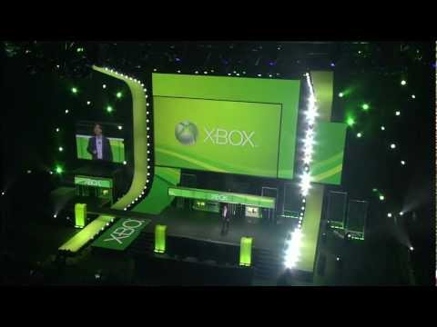 E3 2012: Xbox Media Briefing Smartglass Highlights