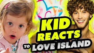 MY NIECE REACTS TO LOVE ISLAND!