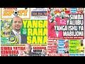 MICHEZO Magazetini Leo Jmos10/7/2021:Yanga Yajibiwa na Simba kwa Mabilioni Mengi Zaidi.
