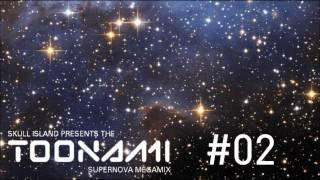 """Toonami Supernova Megamix #02 (""""True Story"""" by El-P)"""
