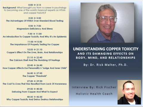 Understanding Copper Toxicity