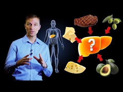 Will Eating Fat Make My Liver Fat?