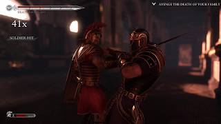 Ryse Son of Rome Walkthrough Part 18 Ending PC (NO COMMENTARY)