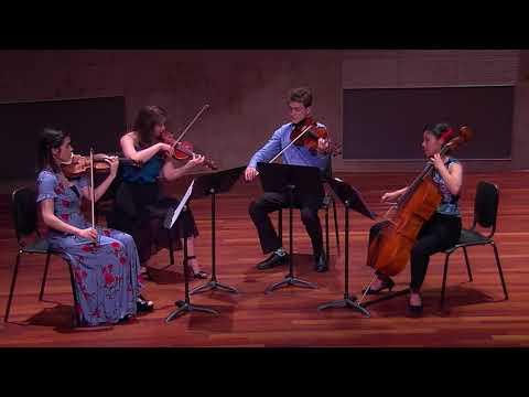 Ravel String Quartet - SFCM Chamber Music