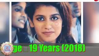 Viral Girl Priya Prakash Full Biodata, Lifestyle, Age,Boyfriend,Wiki